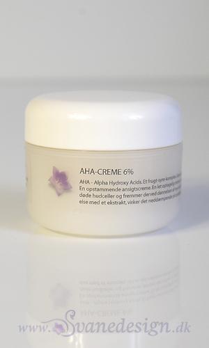 Økologisk Luksus Frugtsyre-creme AHA-6%