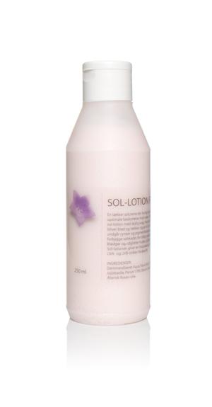 Økologisk Luksus Solcreme faktor 4