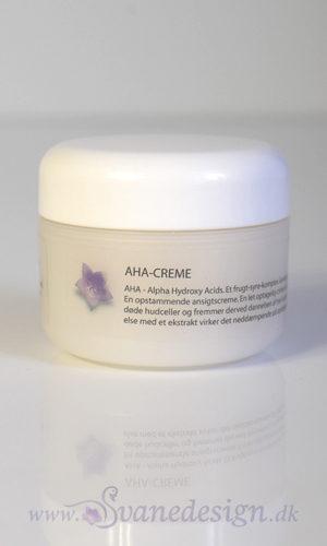 Økologisk Luksus Frugtsyre-Creme AHA-3%