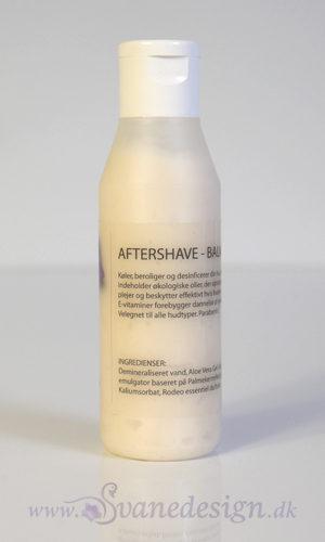 Økologisk Luksus Aftershave