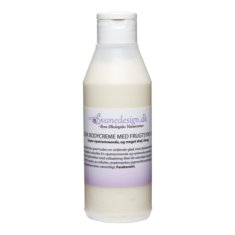 Økologisk Luksus Frugtsyre AHA-12% Bodycreme