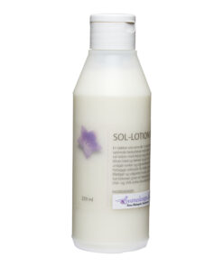 Økologisk Luksus Solcreme faktor 20