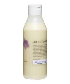 Økologisk Luksus Solcreme faktor 8