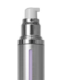 Økologisk Luksus Blåbærcreme pumpe